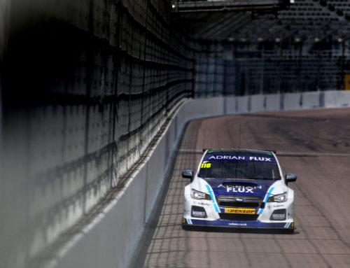 Sutton Takes Championship Lead