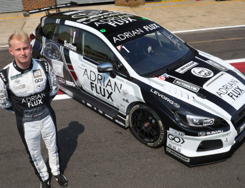 Sutton Supports 60 years of BTCC