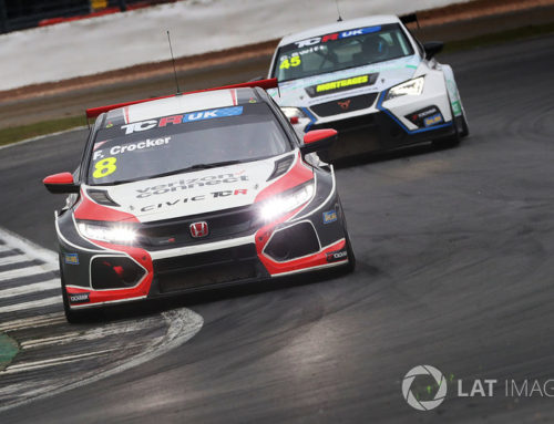 Sutton gets a taste of TCR