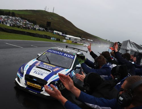 Highs and Lows of Knockhill