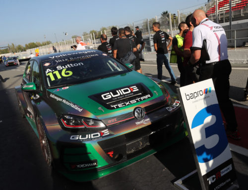 TCR Europe Overview