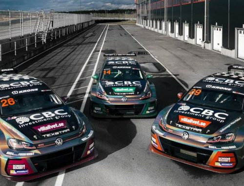 Sutton joins WestCoast for TCR Europe
